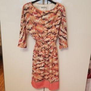Eliza J midi summer dress